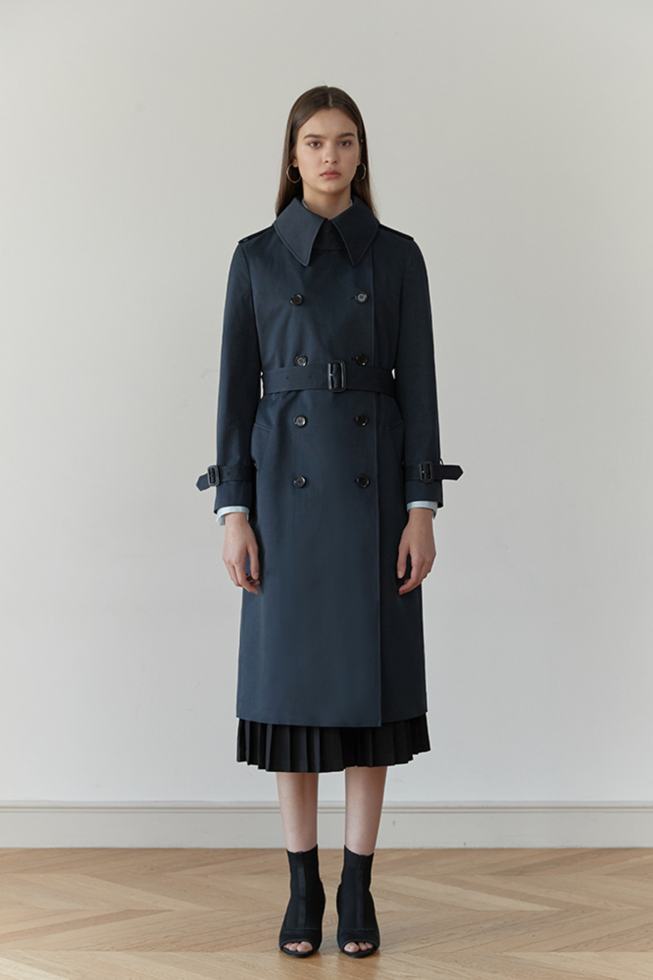 Trench Coat Rhone Double-Breasted